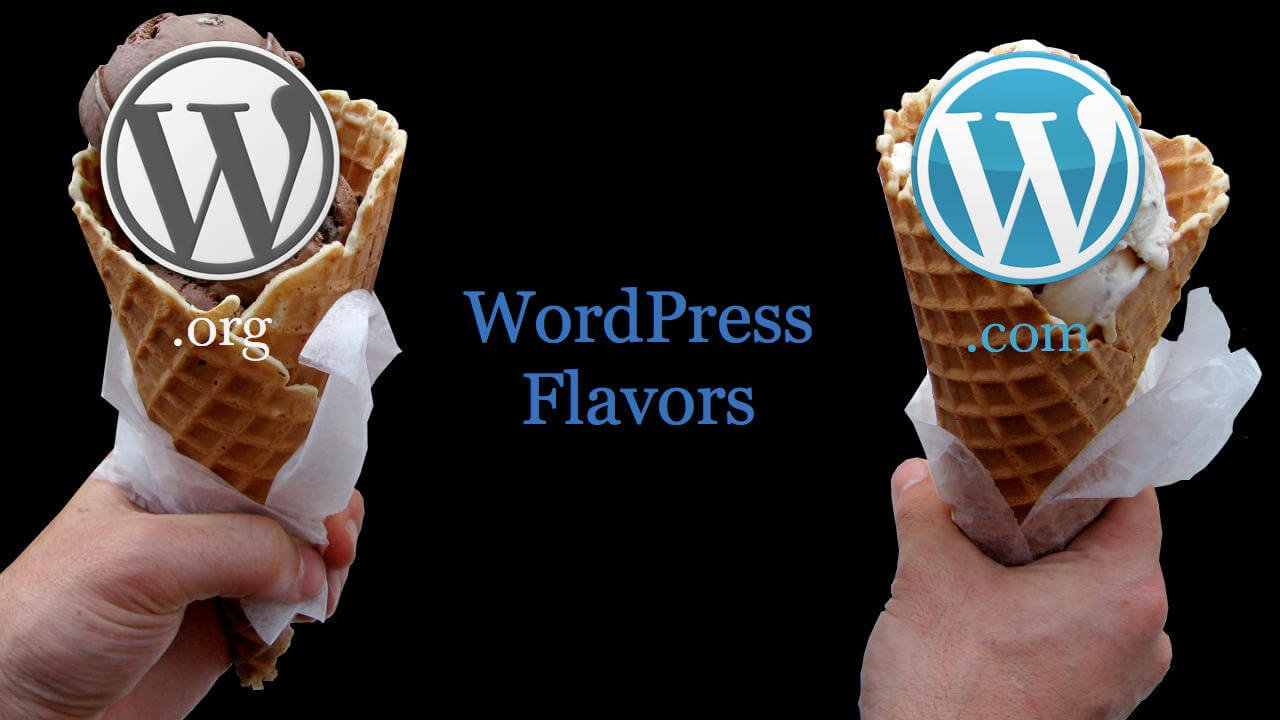 Wordpress.com Vs. Wordpress.org