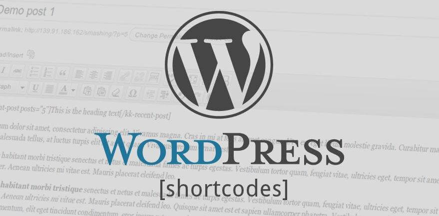 Use WordPress Shortcodes Inside Of Your Php Files