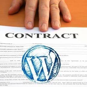 WordPress-Client-Contract