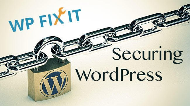 Easy Tips To Keep Your Wordpress Website Secure!