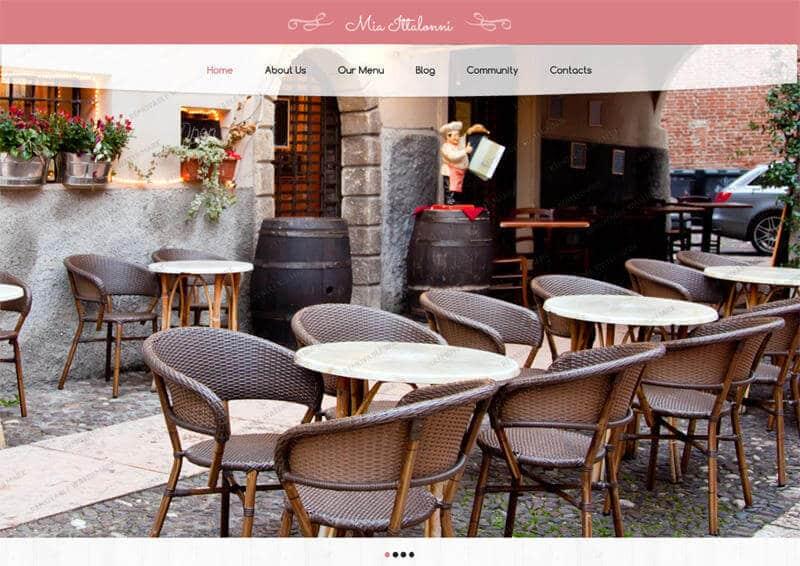 1-Free-WordPress-Theme-for-Café-or-Restaurant
