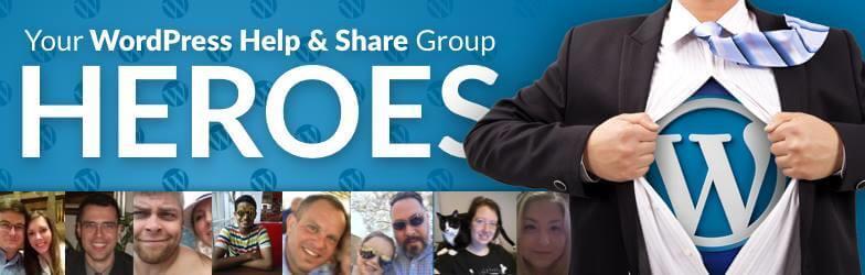 WordPress Help and Share
