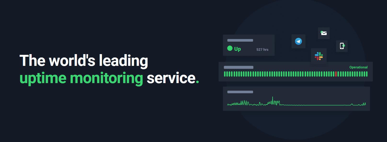 WordPress Up Time Monitor