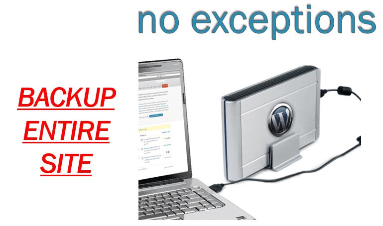 wordpress-backup-tool