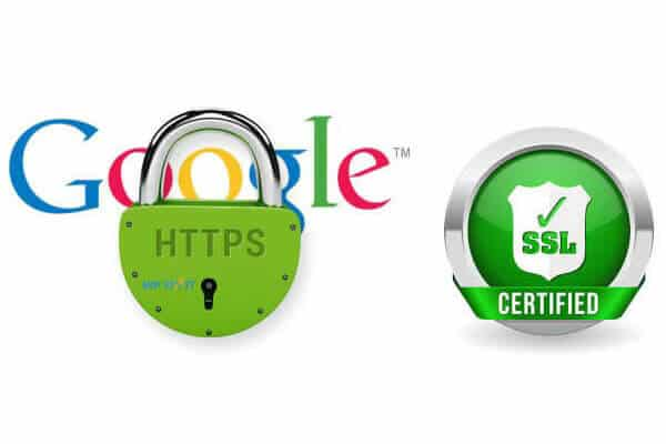 Google Requires SSL Certificate – Load Site in HTTPS