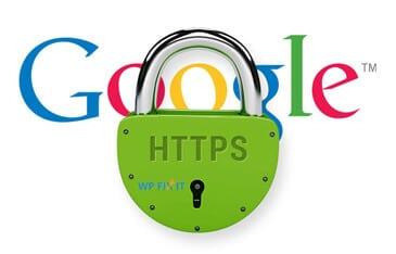 Google Requires Ssl Certificate – Load Site In Https