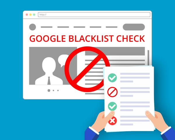 Google Blacklisting