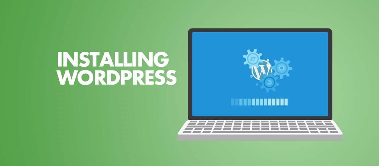 How to Install WordPress 1