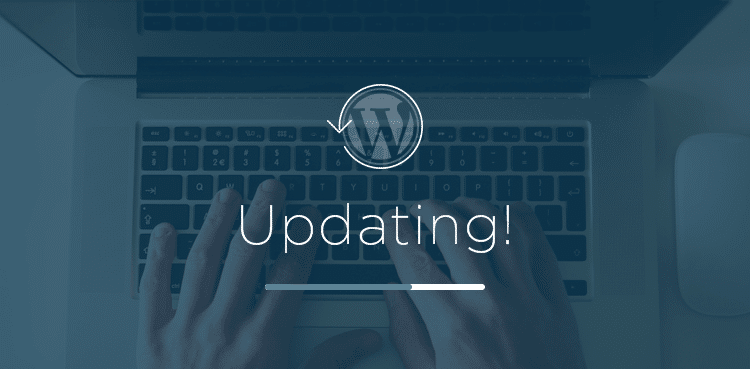 How to Update WordPress Website Without Pulling Your Hair Out