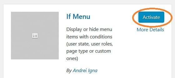 How to Hide WordPress Menu Items