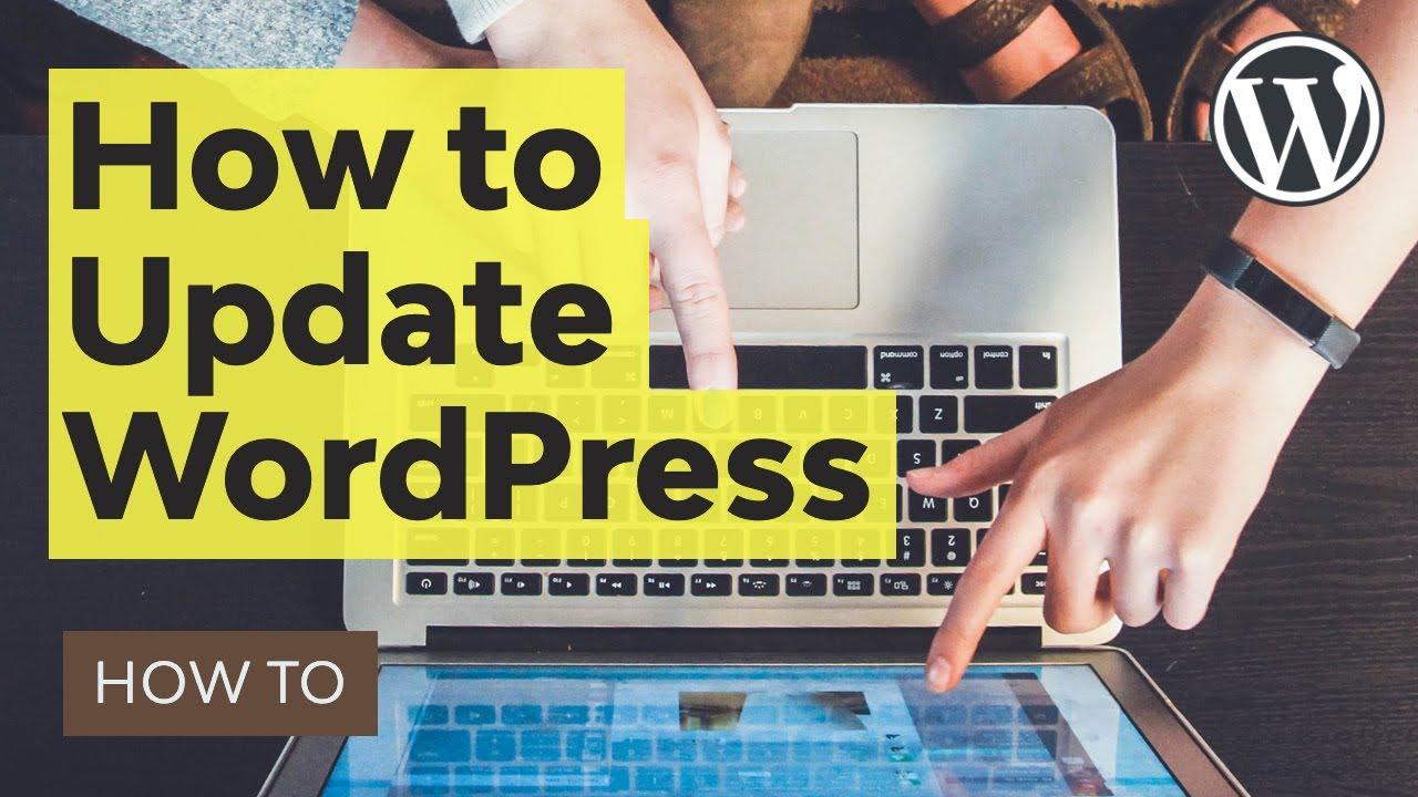 How to Update WordPress Website