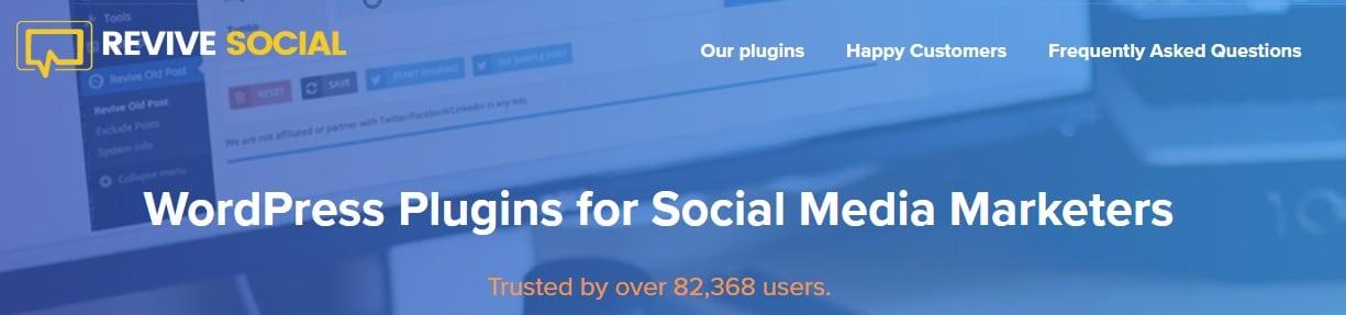 10 Best WordPress Social Media Plugins To Increase Traffic