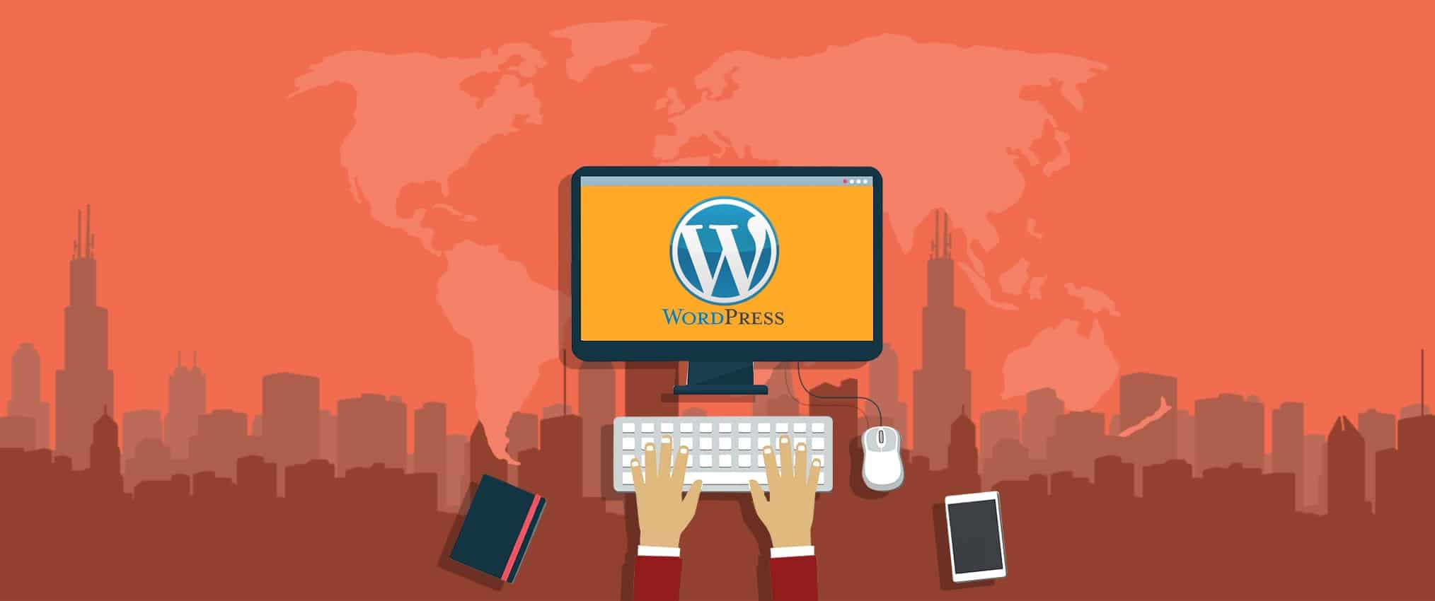 6 Reasons Why You Should Use Wordpress For Your Business Website