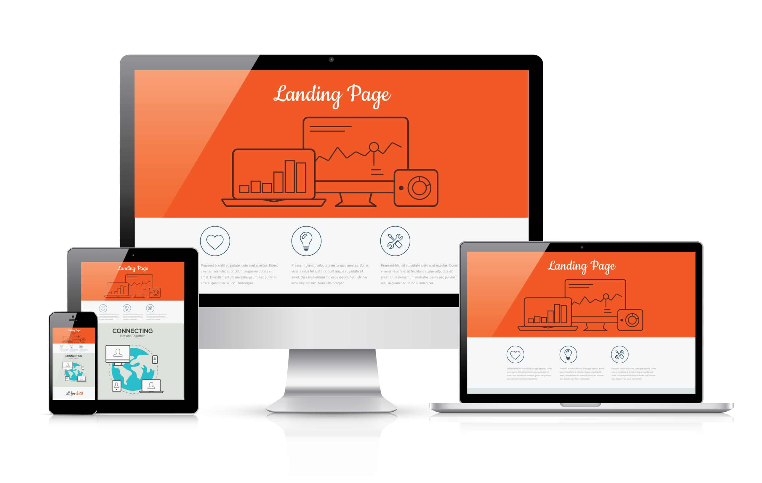 Ultimate Wordpress Guide: Creating High Converting Landing Pages