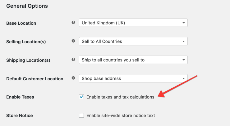 How to Setup of Taxes in WooCommerce