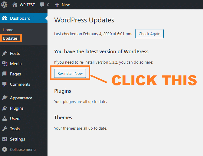 WordPress Media Library Not Loading