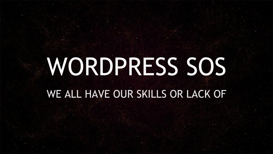 Jarrett Gucci talks about WordPress