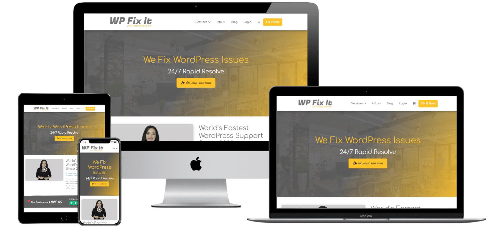 WordPress Device Testing 1