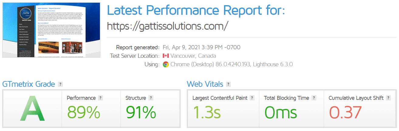 WordPress LiteSpeed Optimization Service