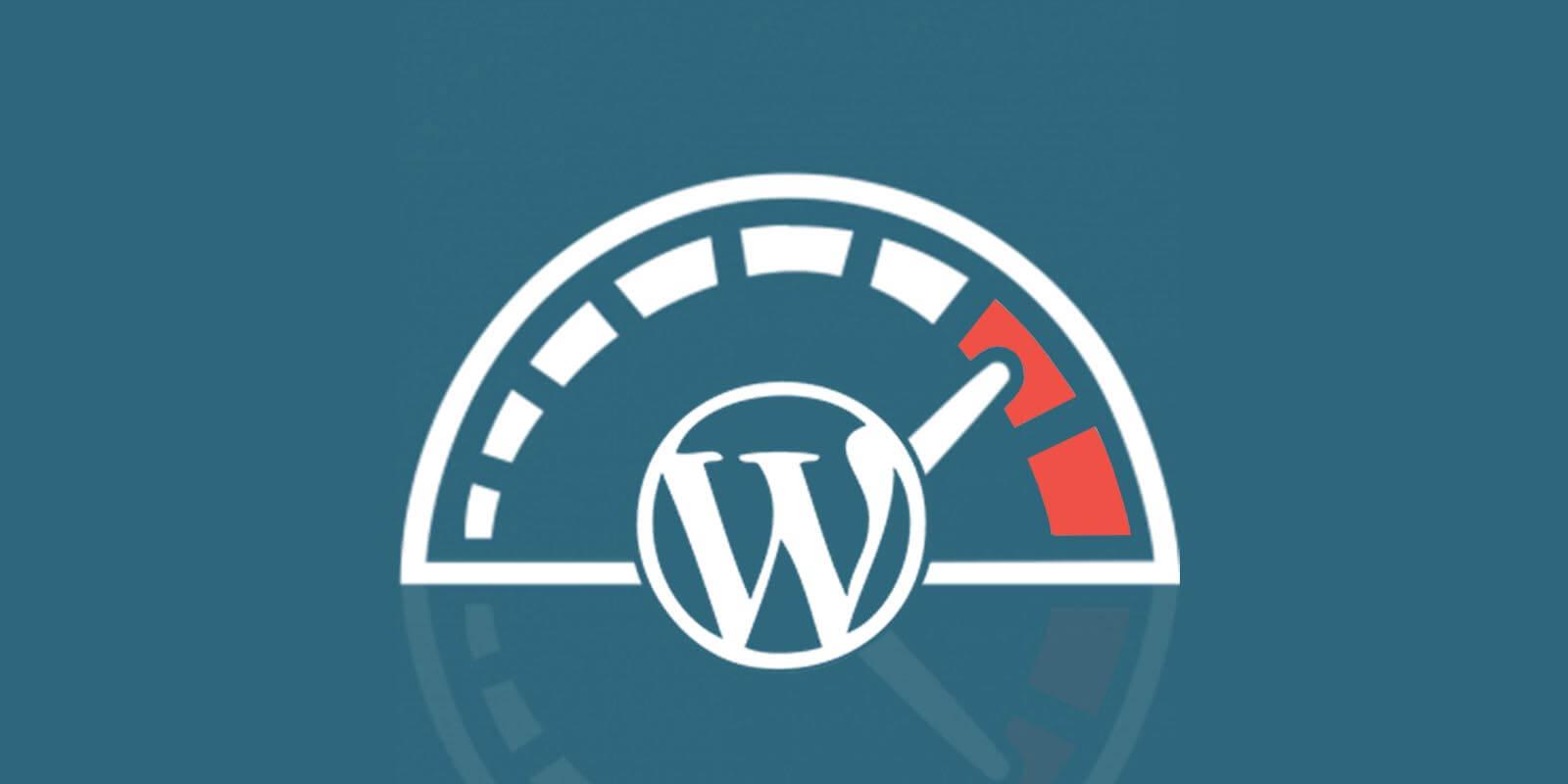 Optimizing WordPress Website