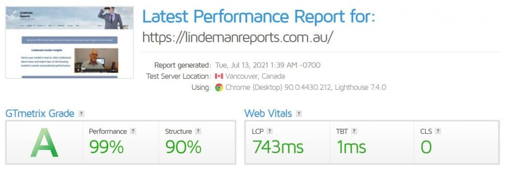 WordPress Speed Optimization Service 2