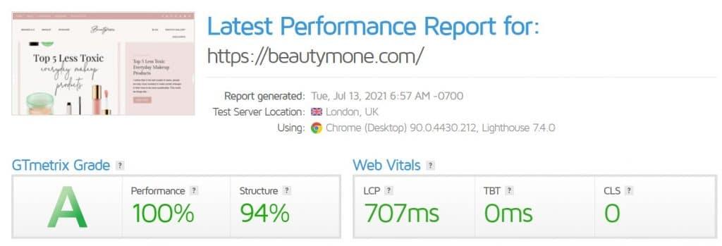 WordPress Speed Optimization Service 4