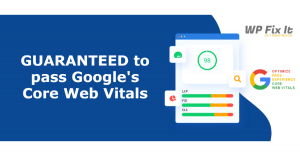 Pass Core Web Vitals Now