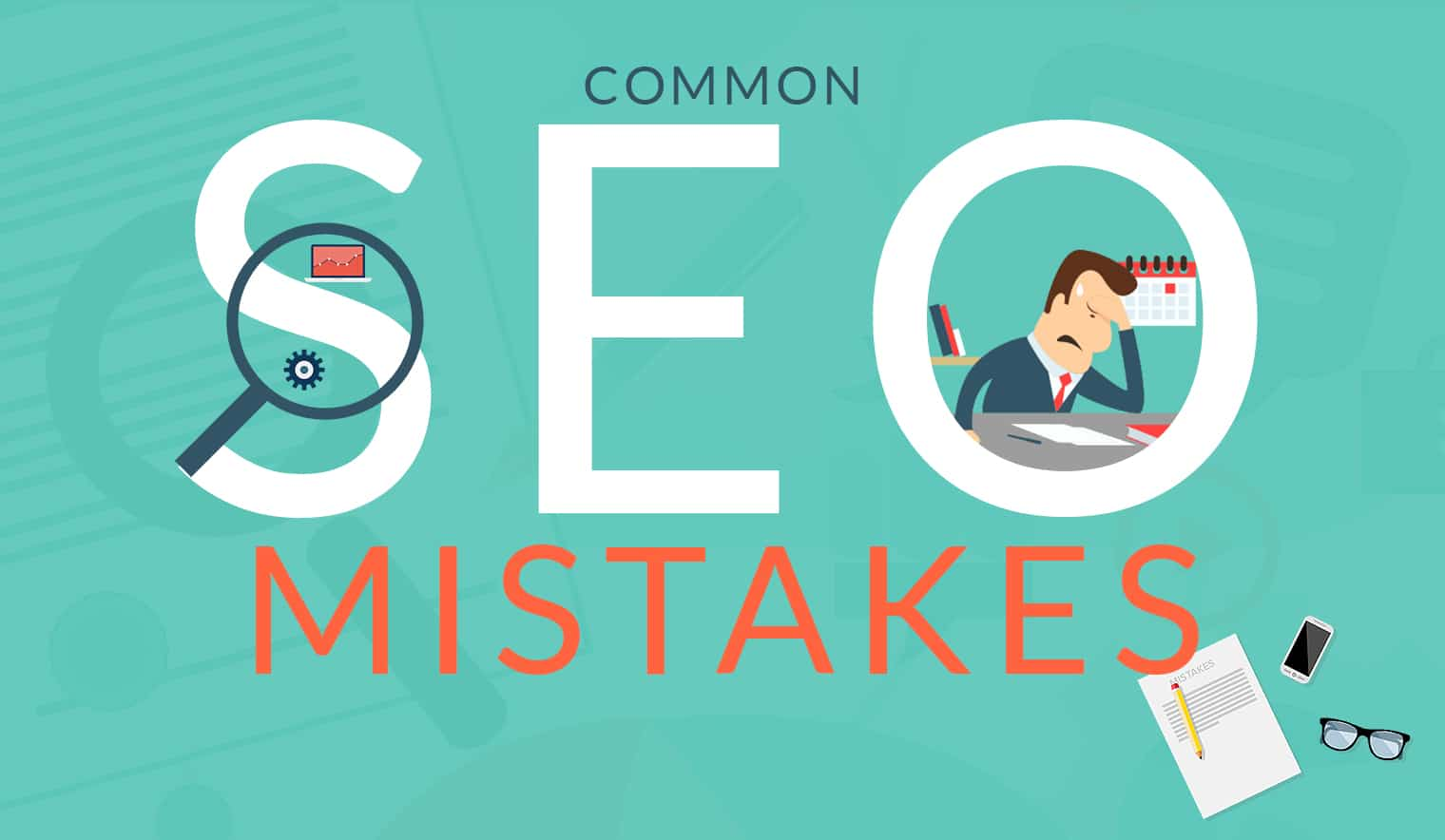 SEO Backup Mistakes
