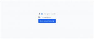 Screen Recording WordPress Support